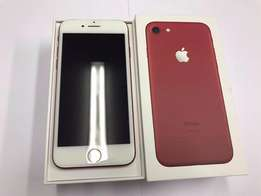 Brand New Iphone 7 Red, 128gb for Sale