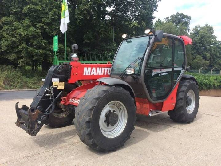 Manitou mlt735t120 - 2013