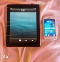 Samsung j1 ace and Apple i pad 2 for sale