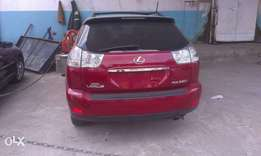 Buy and drive neatly sparkling rx 350 toks