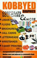 Corporate souvenirs and more
