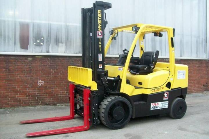 Hyster S 7.0 FTD - 2016