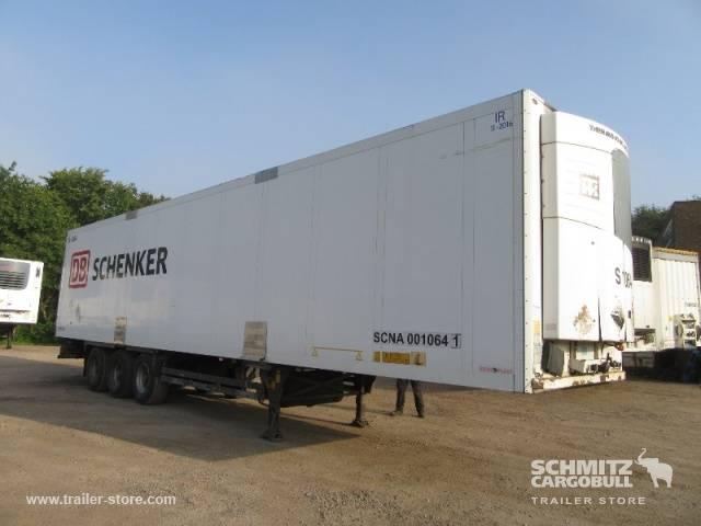 Schmitz Cargobull Auflieger Tiefkühlkoffer Multitemp Dobbeltdækk - 2011