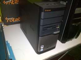 Dual Core and core2duo computer towers on sale