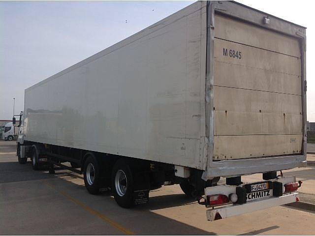 Schmitz Cargobull SEMIRIMORCHIO FRIGO CARRIER 1300 MICRO - 2003