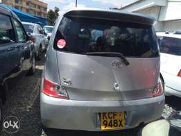 Toyota BB clean fully loaded silver 2007 model clean