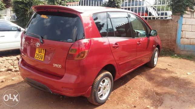 Toyota spacio on sale in great conditiong Kampala - image 2
