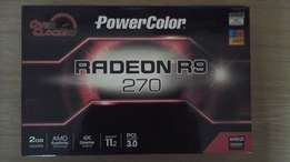 Powercolor R9 270 graphics card