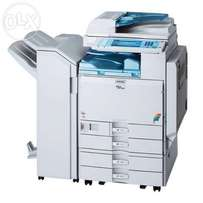 RICOH MPC 3500 photocopy machine