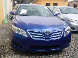 Tokunbo Toyota Camry 2010 Blue
