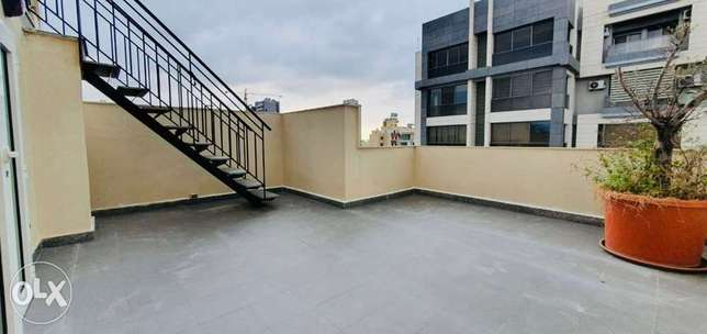 Cash Or Equivalent BQ Cheque Apartment For Sale In Sodeco + Terrace