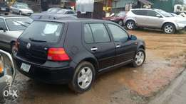 clean golf 4 for sale