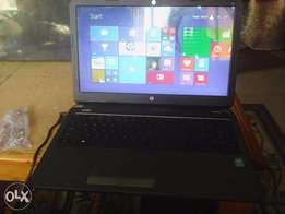 Clean Hp G3 250 for sale with follow come charger