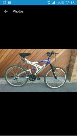 Raghleigh mountain bike urgent sale!!! No space Steenberg - image 1