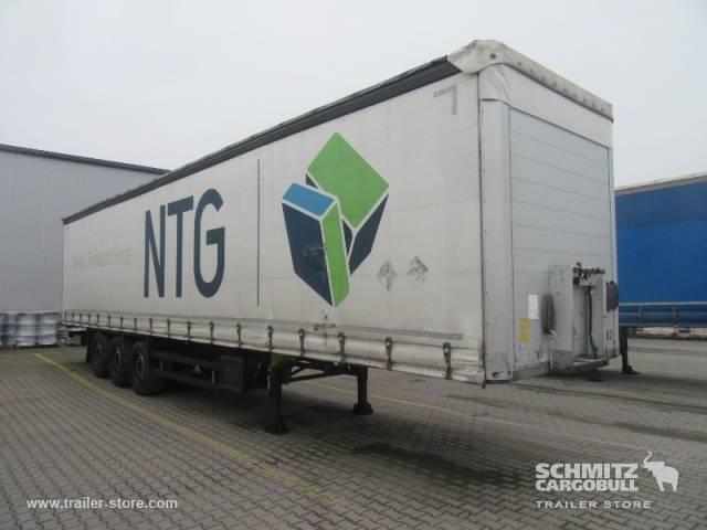 Schmitz Cargobull Curtainsider Joloda - 2015