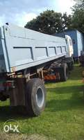 Henrod tipper trailer 2 to choose from