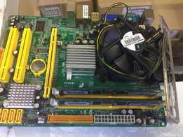 Get 775 motherboard for only R520
