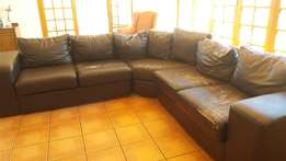 7 seater corner couch