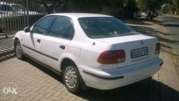 Honda ballade 96 model for sale