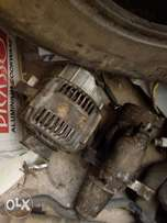 Acura kick and alternator for sale, genuine parts.