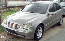 Benz 4matic 2004 -good condition AC perfect buy and ride