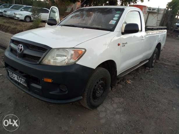 Toyota vigo kbd, d4d engine. Trade in acceptable. Umoja - image 1
