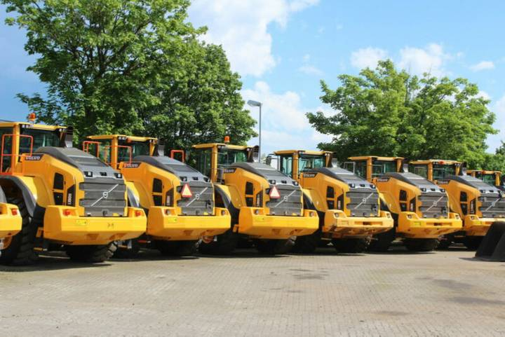Volvo L 180 H choice 2014 to new from € 95.000,- up