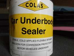 Car Underbody sealer 4Kgs at 1350/=