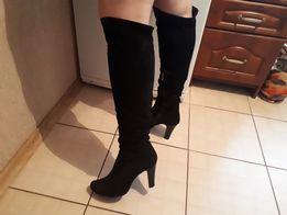 Ботфорты - Жіноче взуття в Волинська область - OLX.ua a8c0b2ddf5b8d