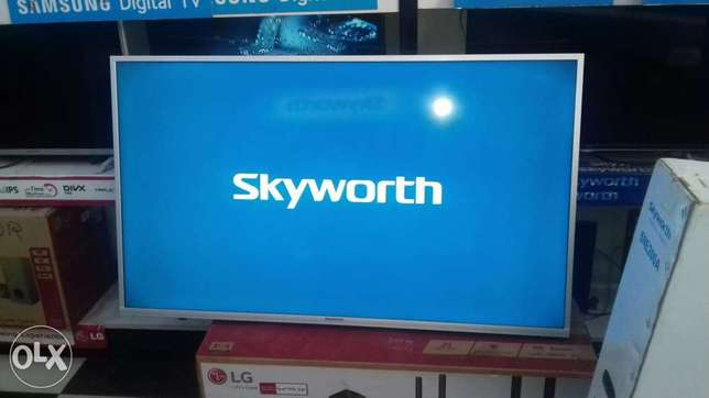 "Skyworth 43""smart tv Nairobi CBD - image 1"