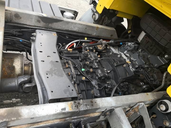 Renault Midlum 240 DXI 4x2 Dubbelcabine (6persoons) Euro4 - JIGE ... - 2009 - image 12