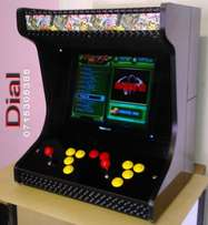 Arcade Game : 645 games all in 1 with pucman inc.