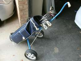 Left handed Golf set for sale