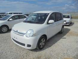 TOYOTA / SIENTA CHASSIS # NCP81-51 year 2010