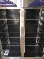 Williams FG2TSS Two Door Upright Fish / Meat Fridge Stainless steel