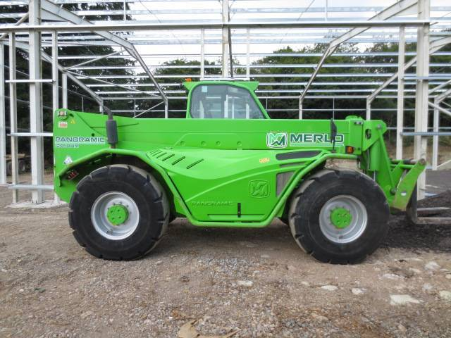 Merlo P 120.10 Hm - 2011