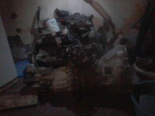2y engine complete with gearbox for sale Batho - image 3