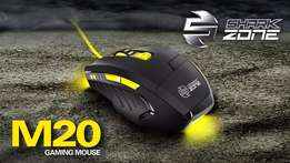 Sharkoon M20 Small Gaming Mouse