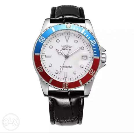 WINNER Official Pepsi Limited Edition Full Automatic Watch15