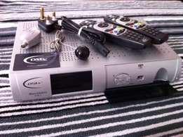DSTV PVR1 Decoder: Dual View