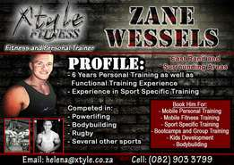 Professional Mobile Fitness and Personal Trainer