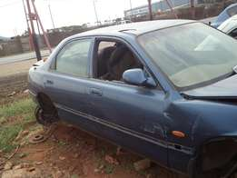 Ford Telstar for stripping