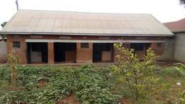 Commercial houses for sale in kasangati gayaza at 45m