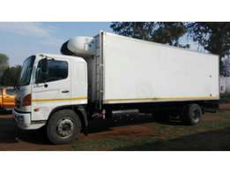 Truck 2007 HINO 500 SERIES 15-258 for sale