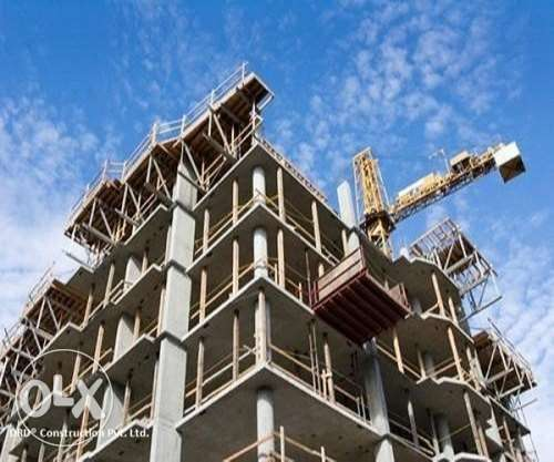 We are looking for construction work,haickal, structure,all building w