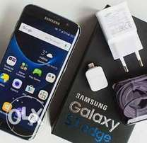 Brand new galaxy S7 Edge