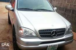 Benz just buy and drive
