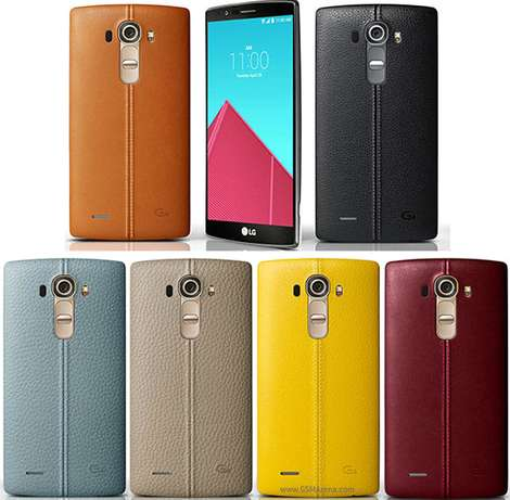 LG G4 brand new sealed 31,000 free delivery Nairobi CBD - image 2