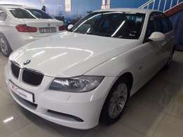 2007 BMW 320d Exclusive A/T for sale!