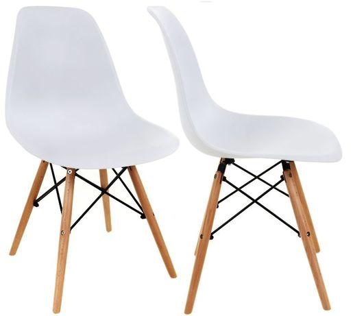 Krzesło Kuchenne Styl Skandynawski Do Salonu Kuchni Wiele